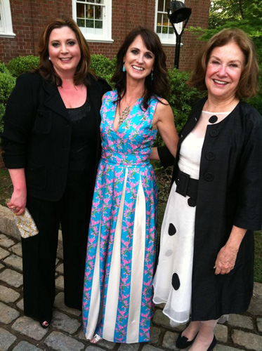 Kelly Hansen, Julia-Carr Bayler, Susan Bridges
