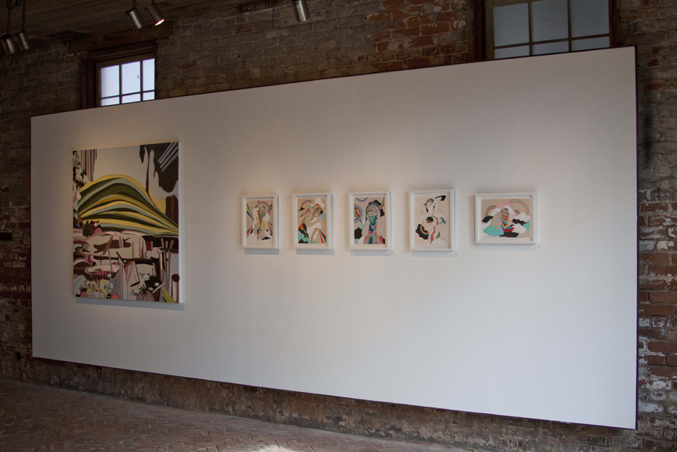 TheDecember | Selected Gallery Artists | December 2011