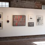 The December Show, featuring small works by selected artists