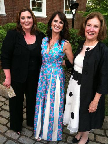 Kelly Hansen, Julia-Carr Bayler, Susan Bridges