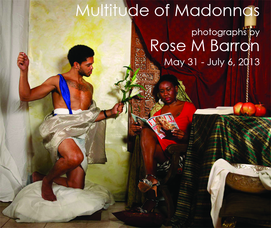 Multitudes of Madonnas by Rose M. Baron