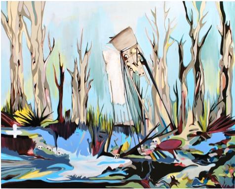 "Sarah Emerson ""The Overlook"" at Puritan Mill"