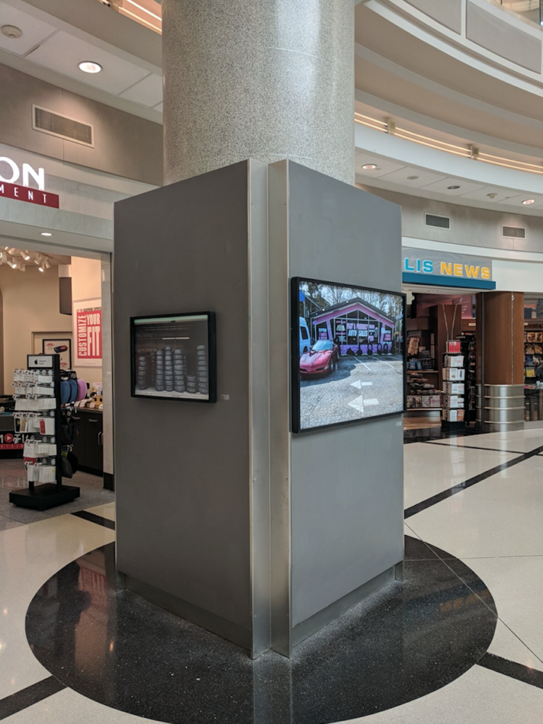 Matt Haffner, Harmonic Dysfunction, Atlanta Airport